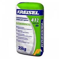 Kreisel 412 Самовыравнивающаяся смесь Крайзель 412 3-15 мм., 25кг
