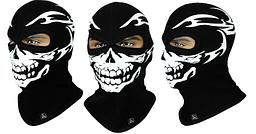 Балаклава з черепом Rough Radical Scull S3 (original), маска, підшоломник