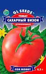 Семена томат Сахарный бизон H=1-1,5м. 350-400 г