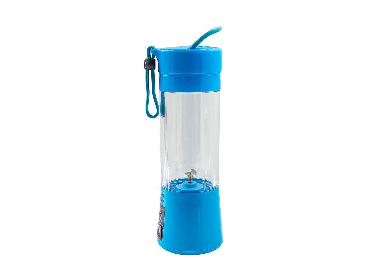 Фитнес блендер Smart Juice синий SKL11-150579