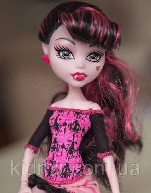 Кукла Monster High Дракулаура (Draculaura) Путешествие в Скариж Монстер Хай Школа монстров