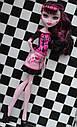 Кукла Monster High Дракулаура (Draculaura) Путешествие в Скариж Монстер Хай Школа монстров, фото 5