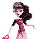 Кукла Monster High Дракулаура (Draculaura) Путешествие в Скариж Монстер Хай Школа монстров, фото 9