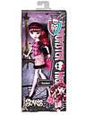 Кукла Monster High Дракулаура (Draculaura) Путешествие в Скариж Монстер Хай Школа монстров, фото 10