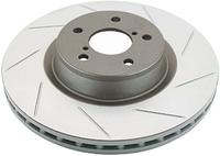 Передние тормозные диски DBA для Toyota Land Cruiser 200
