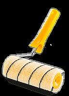 Валик малярный с ручкой 25 сантиметров Hardy Hardstar, для краски, эмали и водоэмульсионки 48 х 250 мм.