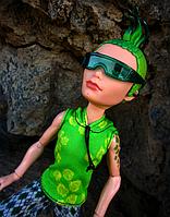 Кукла Monster High Дьюс Горгон (Deuce Gorgon) Путешествие в Скариж Монстер Хай Школа монстров