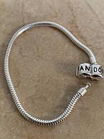 Срібний браслет Pandora