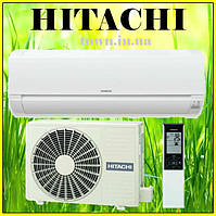 Кондиционер Hitachi RAK25RPC / RAC25WPC STANDARD INVERTER R410a, фото 1