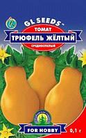 Семена томат Трюфель Жолтый H=1-1,5м. до 200 г.