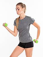 Спортивная женская футболка Rough Radical Capri SG (original), рашгард с коротким рукавом, компрессионная L, фото 1