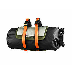 Сумка Birzman Packman Travel Handlebar Pack (with waterproof carrier), 9.5 л