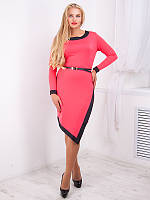 Стильное женское платье №731