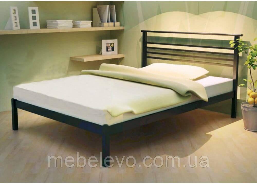 Кровать Лекс без изножья  односпальная 80  Метакам