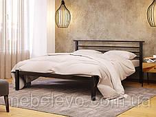 Кровать Лекс без изножья  односпальная 80  Метакам, фото 2