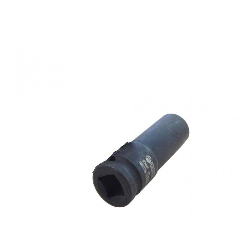 """Головка ударная тонкостенная 21мм 6 гр.(80 ммL)1/2""""сталь повышенной прочности 440SCM,"""