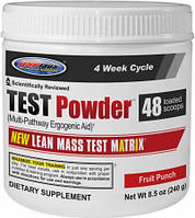USPlabs TEST Powder48serv