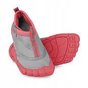 Аквашузи дитячі Spokey Reef 922587 (original) взуття для пляжу, взуття для моря, Коралові тапочки