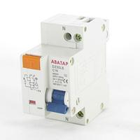 Дифференциальный автоматический выключатель DZ 30 LE C63А 30мА АВаТар ST670