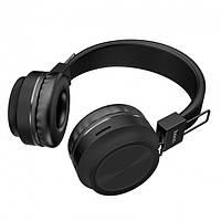 Беспроводные Bluetooth наушники HOCO W25 - черного цвета