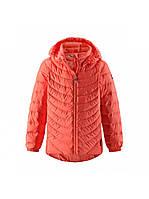 Куртка-пуховик оранжевая REIMA FERN 531340-3220 110 см