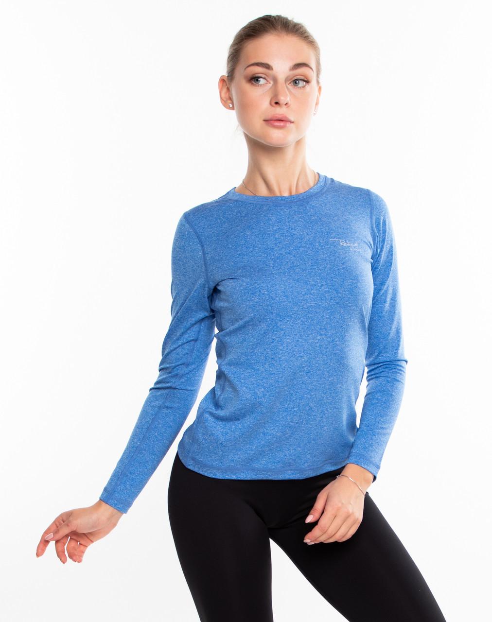 Спортивная женская футболка с длинным рукавом Rough Radical Efficient SG, лонгслив, рашгард, компрессионная L