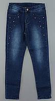 {есть:10 лет,12 лет,18 лет} Джинсовые брюки для девочек S&D, 8-16 лет. Артикул: DT032