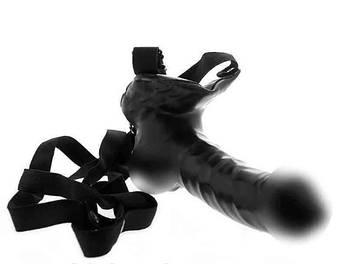 Женский реалистичный страпон Switch от Orion