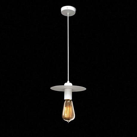 Светильник подвесной в стиле лофт NL 2009 WH  MSK Electric, фото 2