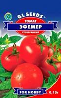 Семена томат Кустовой Эфемер Ультраранний H=40-50 см.