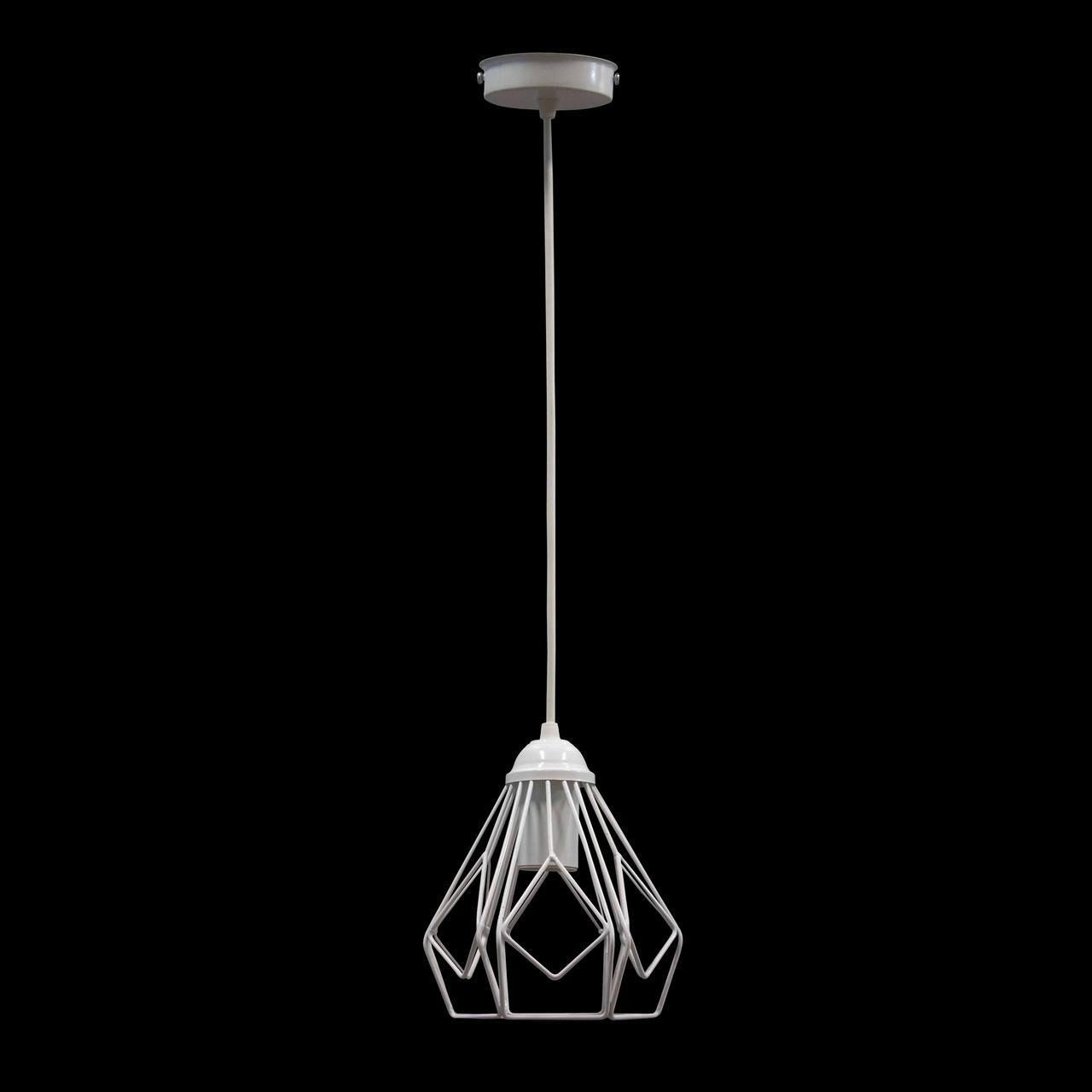 Светильник подвесной в стиле лофт NL 538 W MSK Electric