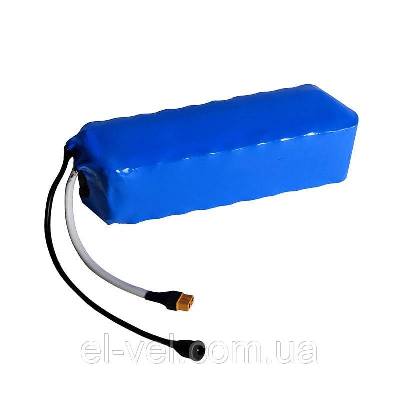 Аккумулятор литиевый 48В  от 18Ач/21Ач/24Ач  (в термоусадке) + зарядное