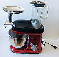 Многофункциональный кухонный комбайн Domotec 3в1 MS-2050