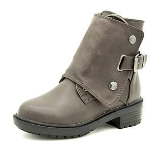 Демисезонні черевики для дівчинки Розміри: 31,32,33,34,35,36