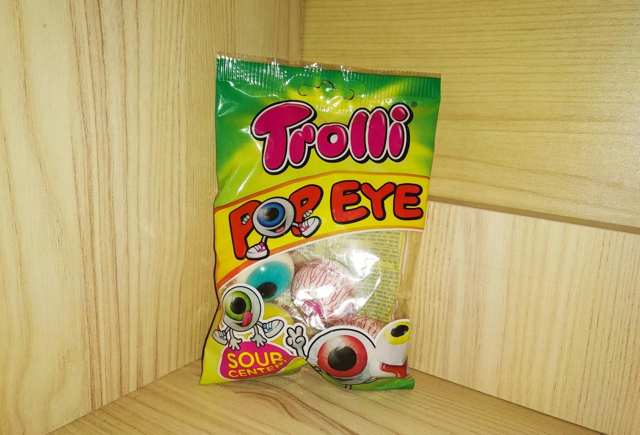 Желейки Trolli Popeye 75 гр.