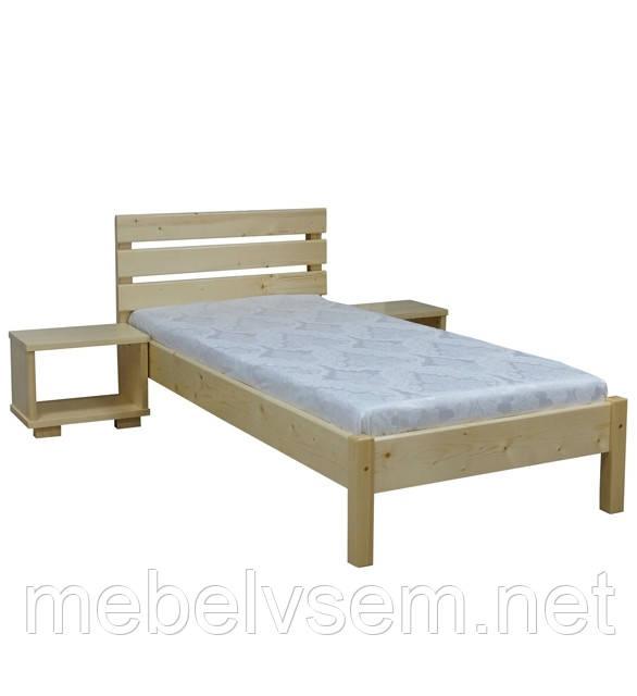 Ліжко односпальне Л 141 Скіф