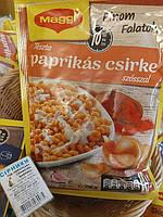 Paprikas мега - пак ,быстрого приготовления эко, с курицей в сметанном соусе и паприкой ,4 порции, Венгрия