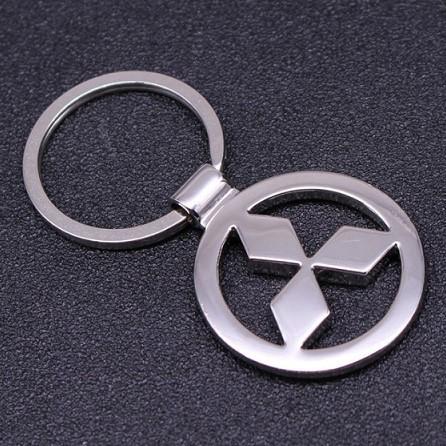 Брелок значок Mitsubishi
