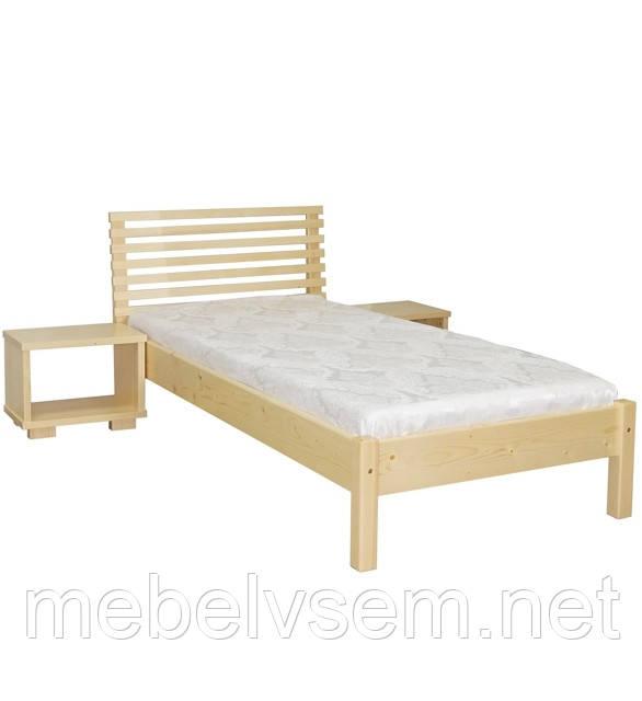 Кровать односпальная Л 142 Скиф