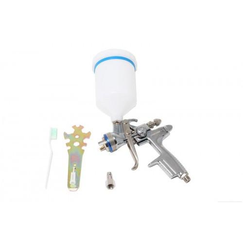 Краскораспылитель с верхним пластиковым бачком