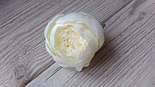 Півонія штучний h - 5 см d - 8 см колір білі (головка без листя) - 19 грн