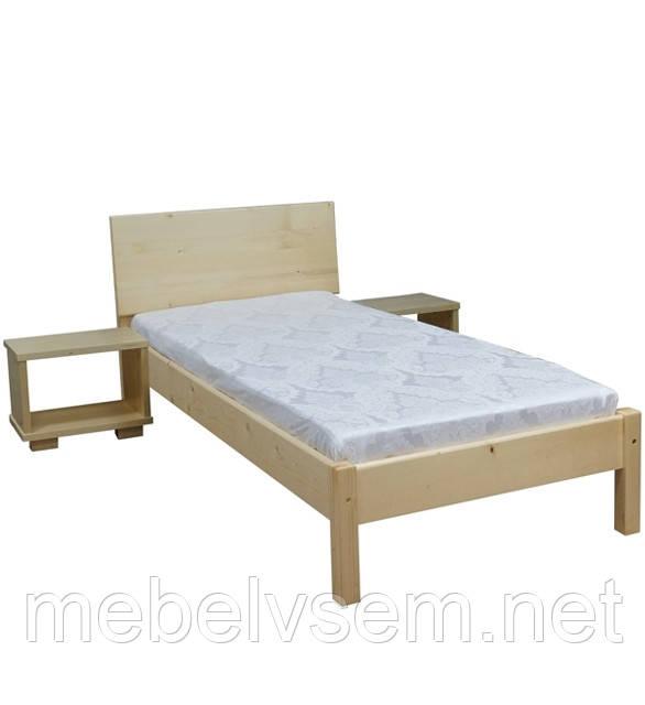 Ліжко односпальне Л 143 Скіф