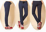 Спортивные брюки женские трикотажные, фото 2