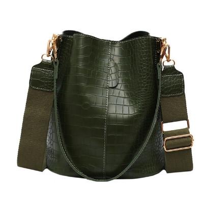 Модная женская сумка - Зеленая