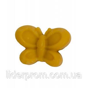 """Форма  силіконова для виготовлення свічок """" Метелик підвіска """"LYSON Польща, фото 2"""
