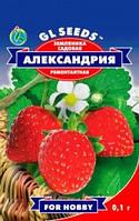 Семена земляники Александрия ремонтантная