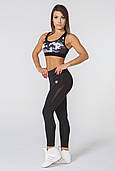 Женский спортивный топик Rough Radical Sports Bra Moro (original), короткий топ для спортзала спорта