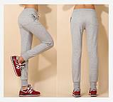 Спортивные брюки женские трикотажные, фото 5