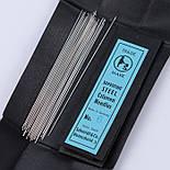 Набор игл для вышивания бисером № 6 CZISMEN (25 шт.), фото 2