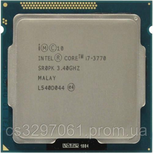 Процессор Intel Core i7-3770 Socket 1155